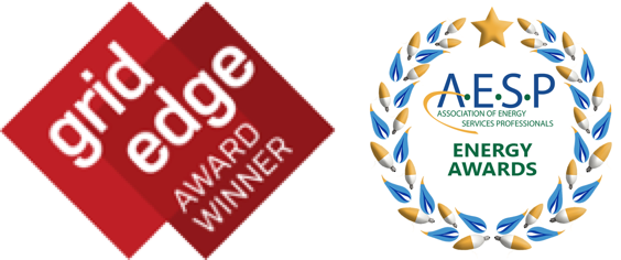 Grid Edge Award and AESP Award Winner