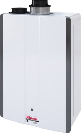Rinnai Gas Tankless Gas Water Heater Enervee Score 86
