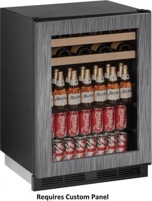 Uline Refrigerator - Enervee Score 55/100 - U1224BEVINT00A