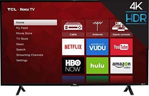 TCL 42 5 in Television - Enervee Score 47/100 - 43S403