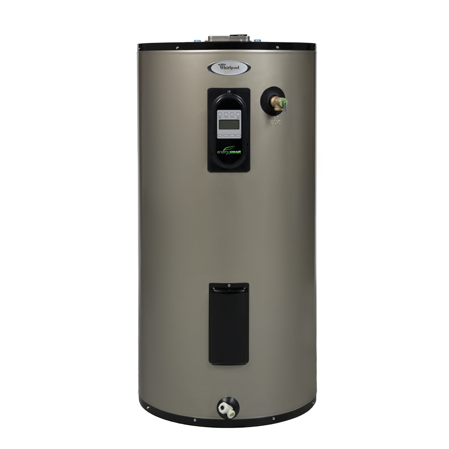 whirlpool high capacity storage electric water heater energy score 66 100 es40r123 45d 40. Black Bedroom Furniture Sets. Home Design Ideas