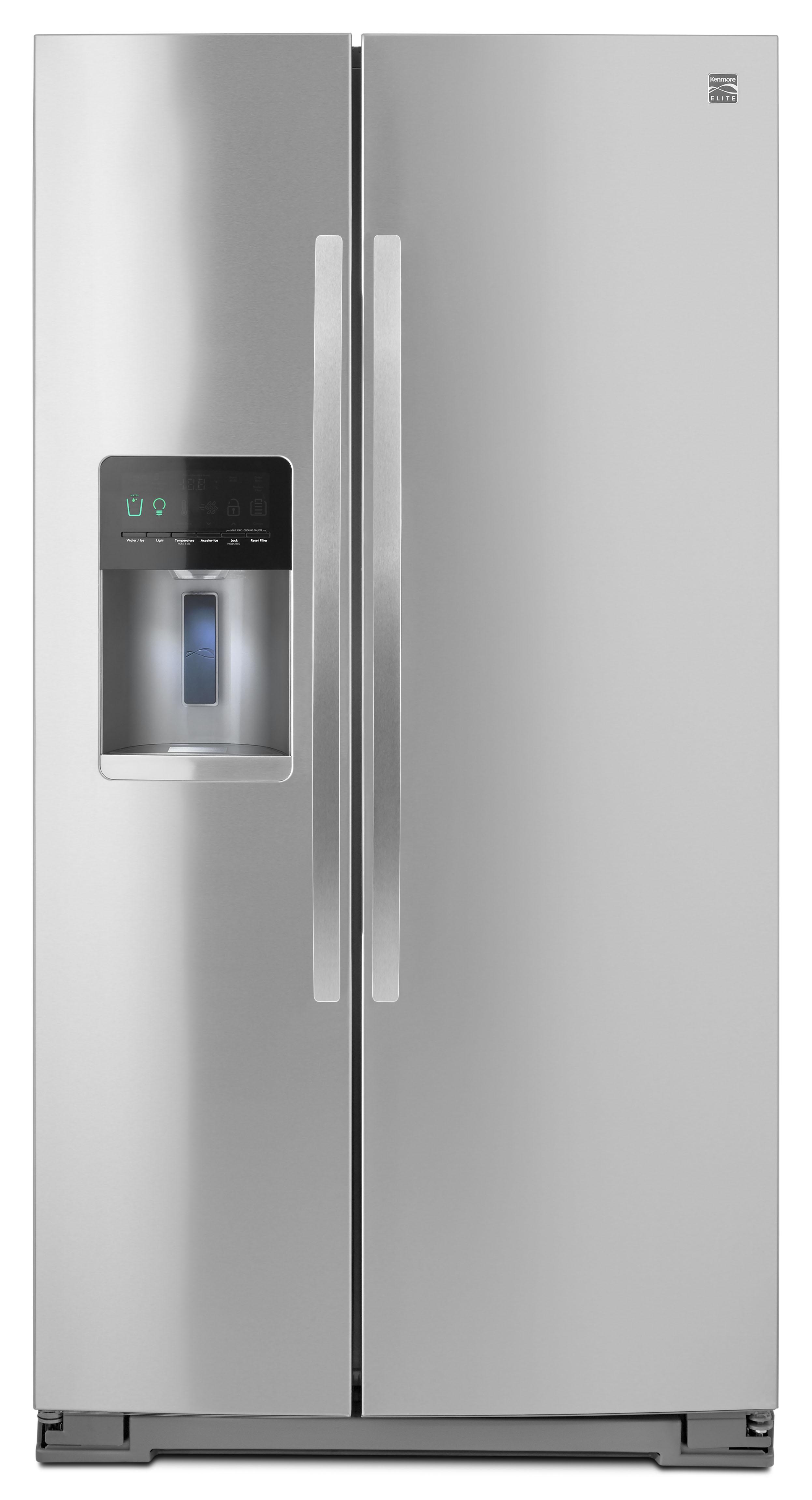 How To Level A Kenmore Refrigerator Kenmore Refrigerator Enervee Score 80 100 51763