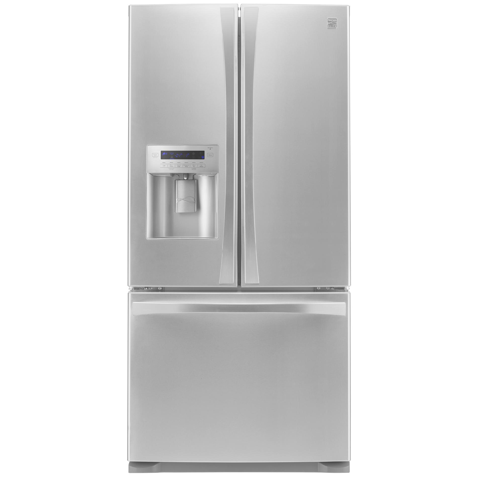 How To Level A Kenmore Refrigerator Kenmore Elite Refrigerator Enervee Score 65 100 73133