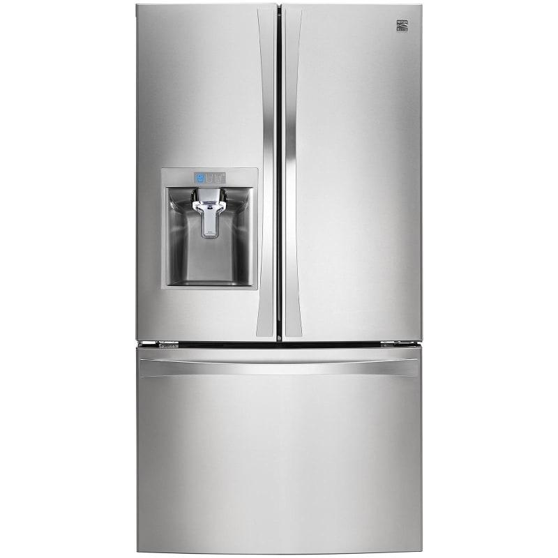 Kenmore Elite Refrigerator Enervee Score 68 100